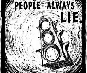 always, lie, and one tree hill image
