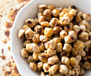 healthy, roasted, and snack image