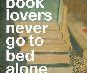 book, alone, and text image