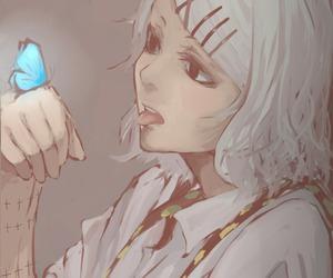 tokyo ghoul, anime, and suzuya juuzou image