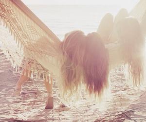 beach and boho image