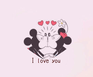 love, disney, and cute image