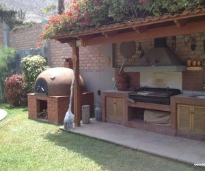bbq, cook, and homes image
