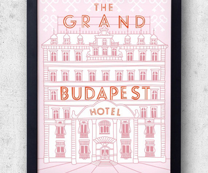 Best, pink, and wes anderson image