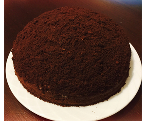 brown, cake, and delicious image