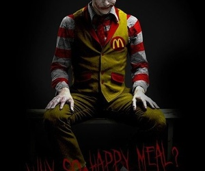 joker, happy meal, and why.so.serious image