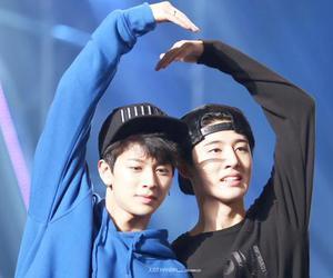 Ikon, b.i, and yunhyeong image