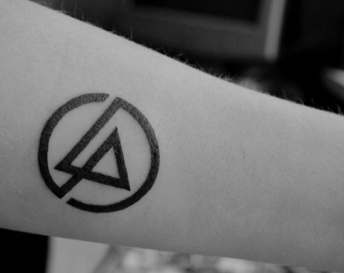 Linkin Park Tattoo Discovered By Caaru On We Heart It