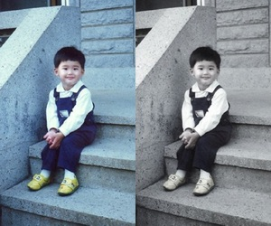 baby, my edit, and lee jong suk image