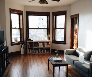 apartment, home, and decoration image
