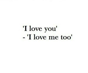love, quote, and me image