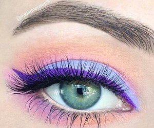 perfect, eyeliner, and makeup image