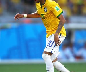 football, world cup, and neymar image