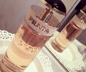 Prada and perfume image