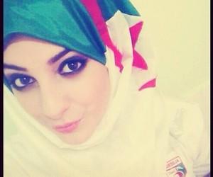 Algeria, girl, and islam image