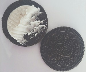 biscuits, food, and oreo image