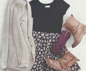 fashion, style, and boots image
