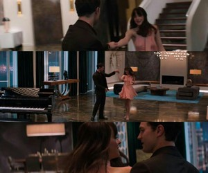 fifty shades of grey, 50 shades of grey, and 50 sombras de grey image