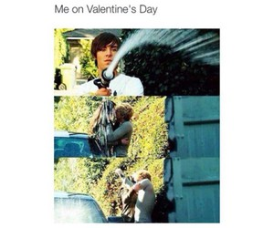 funny, me, and valentine image