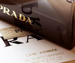 Prada and luxury image