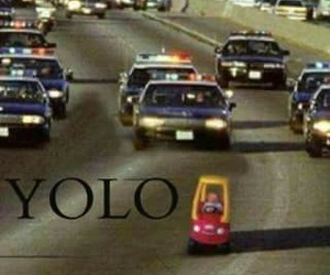 yolo, funny, and baby image