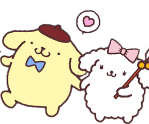 sanrio, the, and pompompurin image