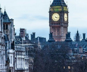 beauty, city, and Londres image