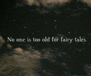 fairy tale, quotes, and text image