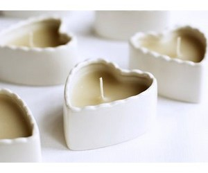 candle, heart, and cute image