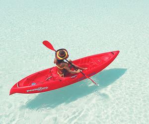 adventure, amazing, and beach image