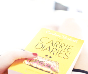 book and carrie diaries image