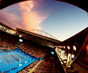 tennis, australia, and melbourne image