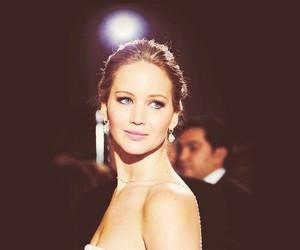 Jennifer Lawrence, beautiful, and oscar image
