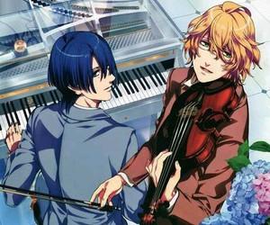 anime and uta no prince-sama image