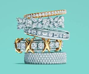 rings and Tiffany & Co. image