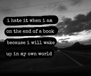 books, dark, and world image