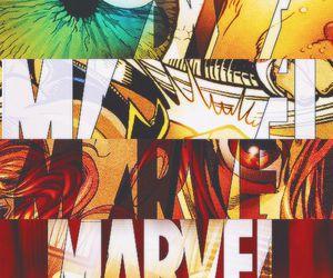 Marvel and comics image