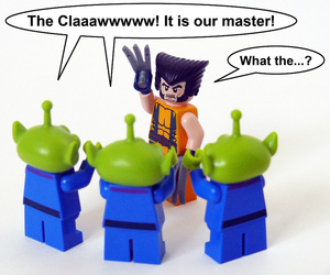 aliens, toy story, and wolverine image