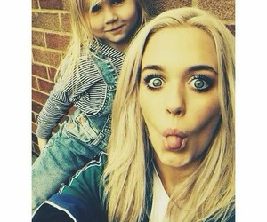 one direction, lottie tomlinson, and baby lux image