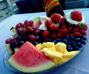 fruit, fit, and food image