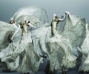 bridal, Couture, and dior image