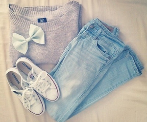 clothes, outfits, and summer image