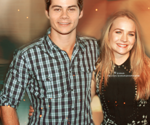 o'brien, teenwolf, and dylanobrien image
