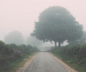 day, denmark, and fog image