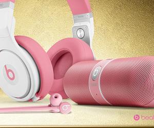 beats, pink, and nicki minaj image