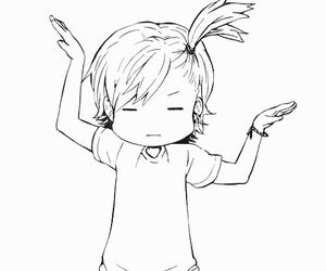barakamon, naru, and anime image