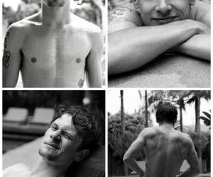 black and white, jack o'connell, and af image