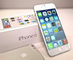 apple, phone, and Steve Jobs image