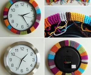 diy and clock image