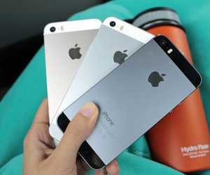 apple, babys, and grey image